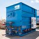 Scheibenfilteranlage / zur Abwasserbehandlung / Rückspül / hydraulisch