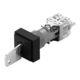 Schlüsselschalter / mehrpolig / Schnapp / IP40