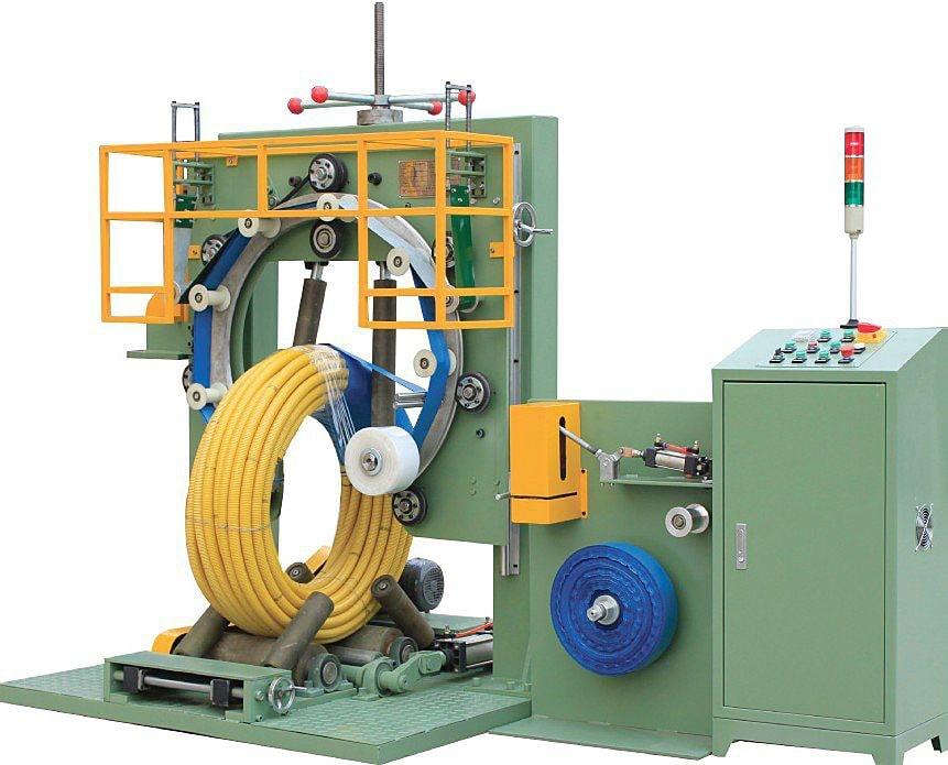 Doppelt-Material Rohrspulen-Verpackungsmaschine - Shanghai jinglin ...