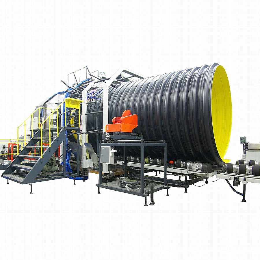 Extremely Großer Durchmesser-Abwasser u. Entwässerung-Rohr - Stahl  IN19