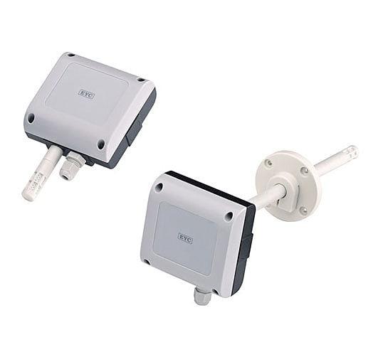 HVAC Temperatur und Luftfeuchtigkeit Sender für Innen / Durchführung ...