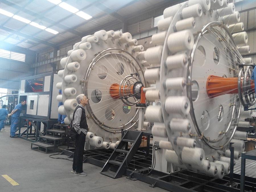 Wundervoll RTP Fiberglas verstärktes flexibles Rohr - Sichuan Goldstone  AS57