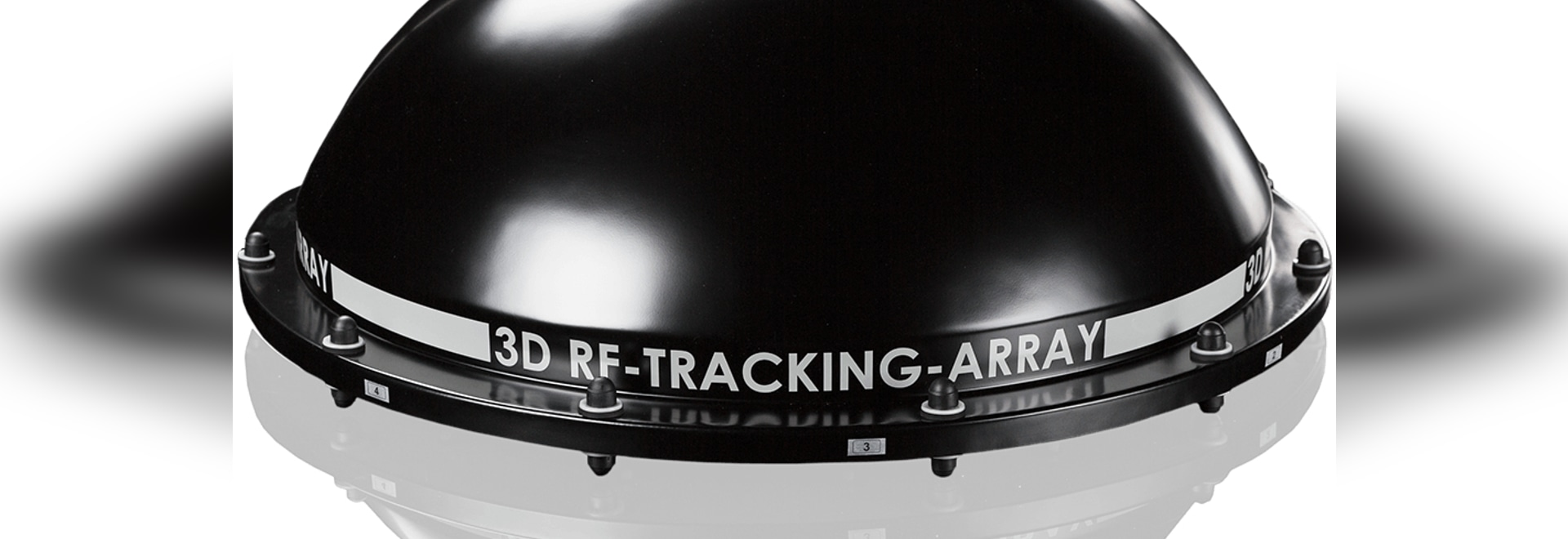 3D Panorama Peilantenne von 9 kHz bis 40 GHz