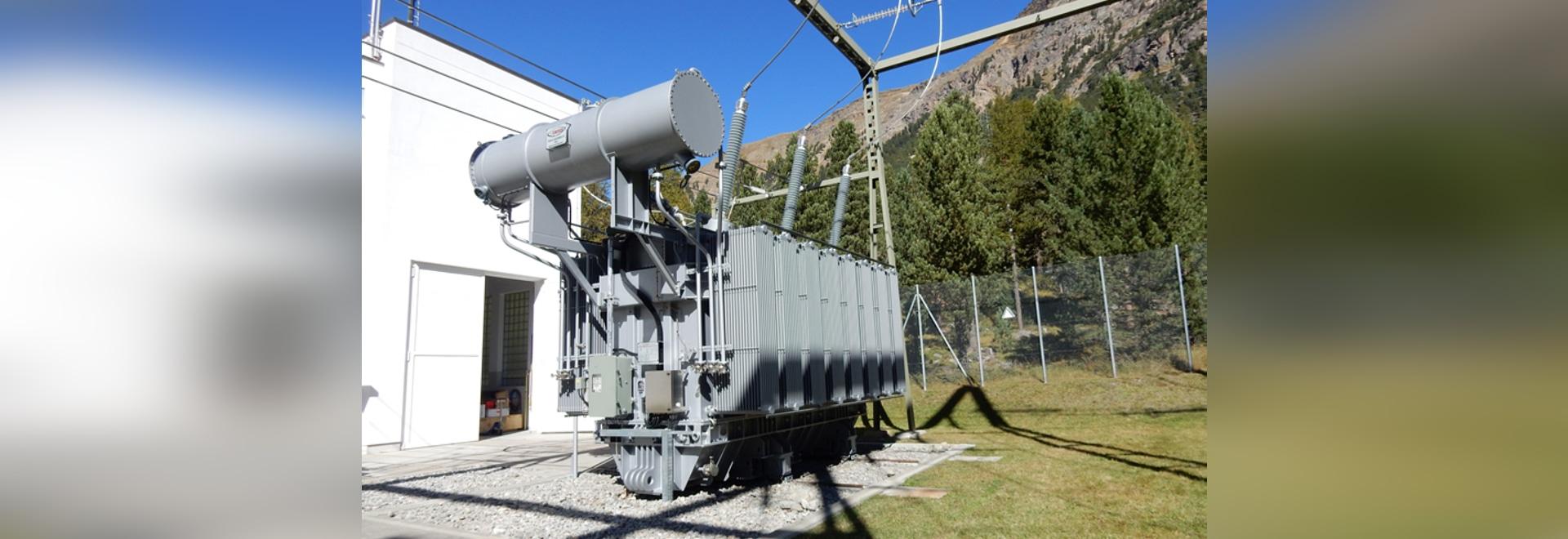 80 MVA-Glocken-Behälterart