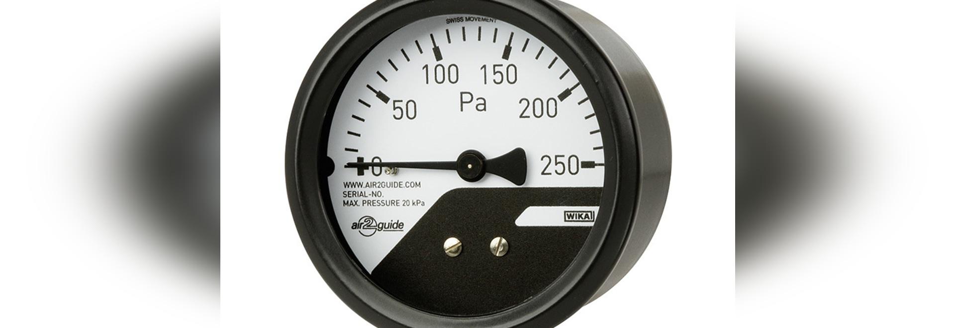 A2G-mini: Steuerung des Filterdrucks in begrenztem Raum