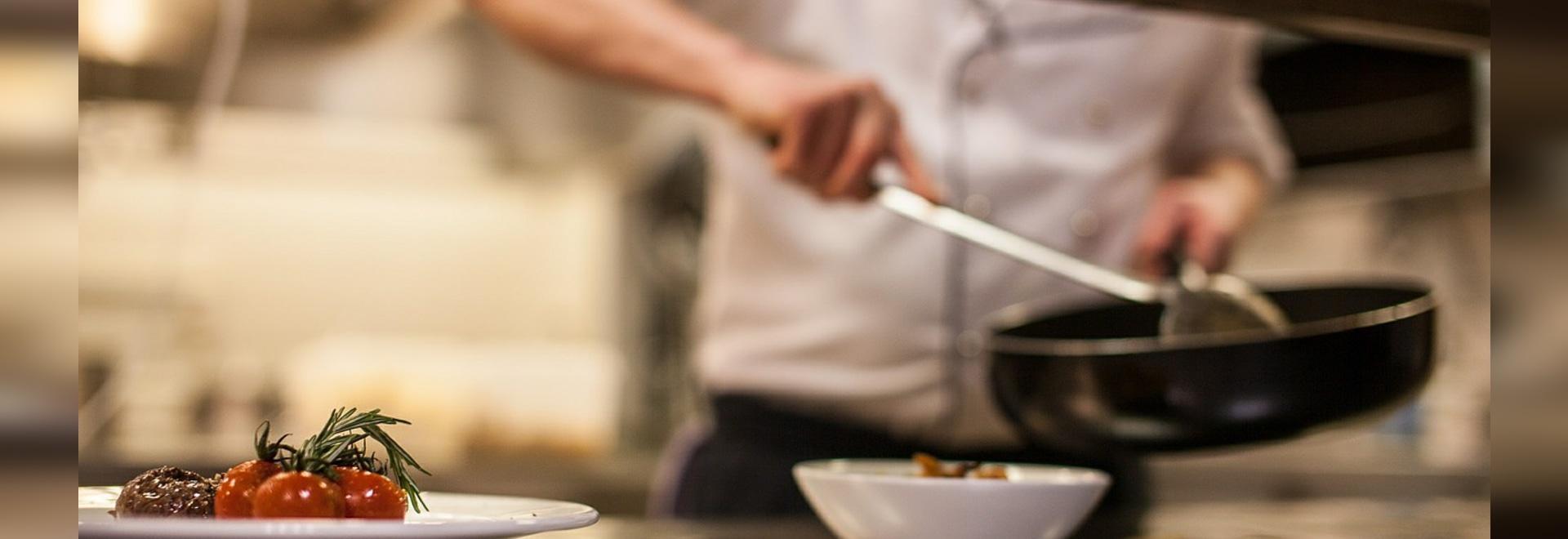 Airfal-Beleuchtungen für industrielle Küchen