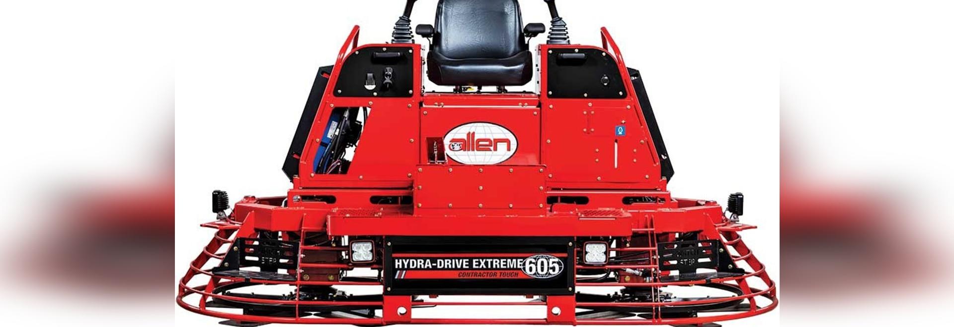 Allen Engineering HDX605 Fahrt-auf Kelle