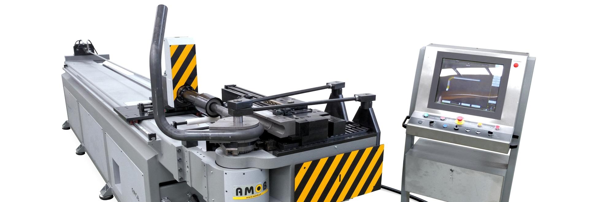 AMOB LIEFERT CNC-ROHR-BIEGER-PAKET AN LIVESTOCK EQUIPMENT COMPANY
