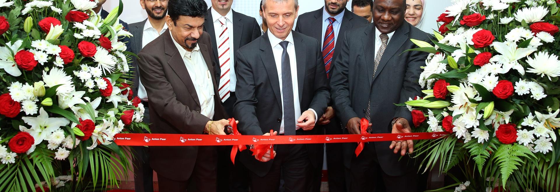 Anton Paar startet technische Mitte in Dubai