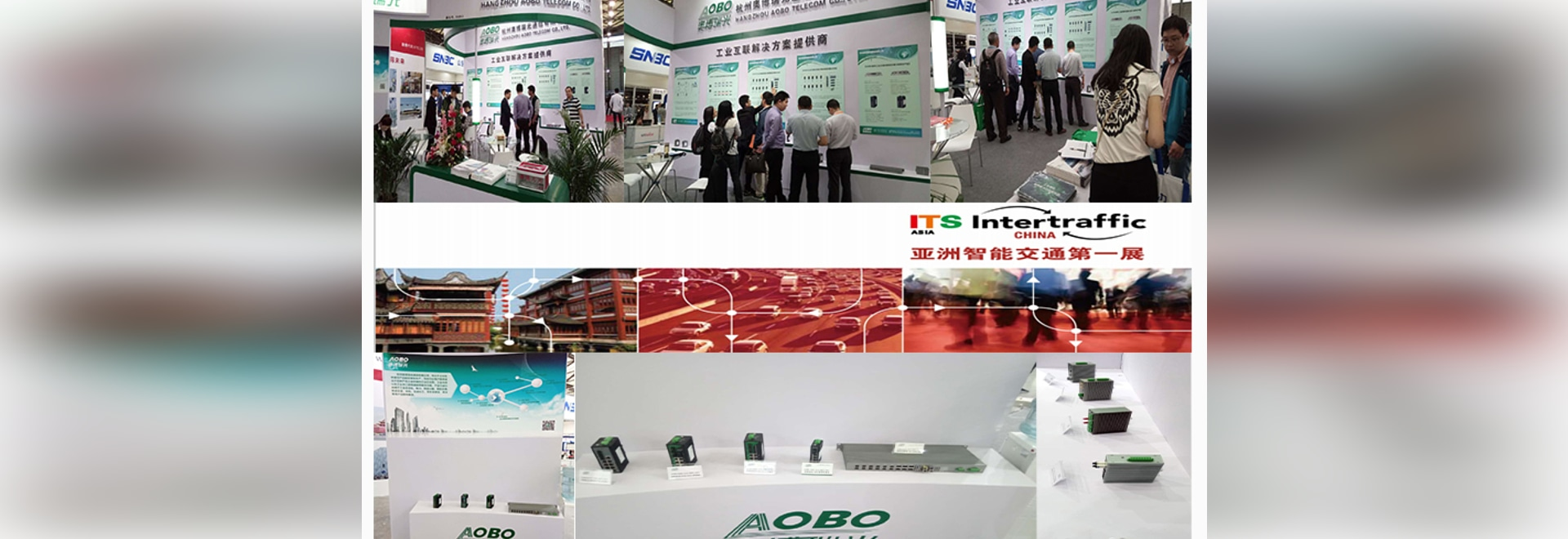 AOBO, das späteste Lösungen und Produkte bei SEINEM Asien zeigt