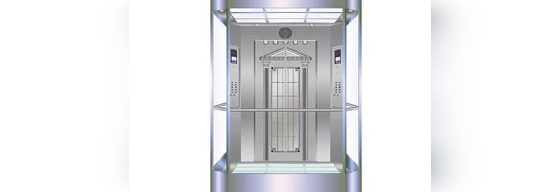 Aufzug der hohen Qualität hergestellt durch HGLaser-Schneidemaschine