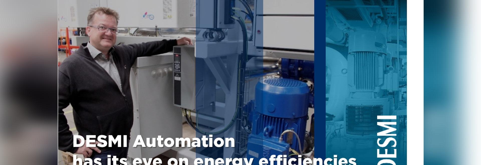 DESMI-Automatisierung hat sein Auge auf Energieeffizienzen