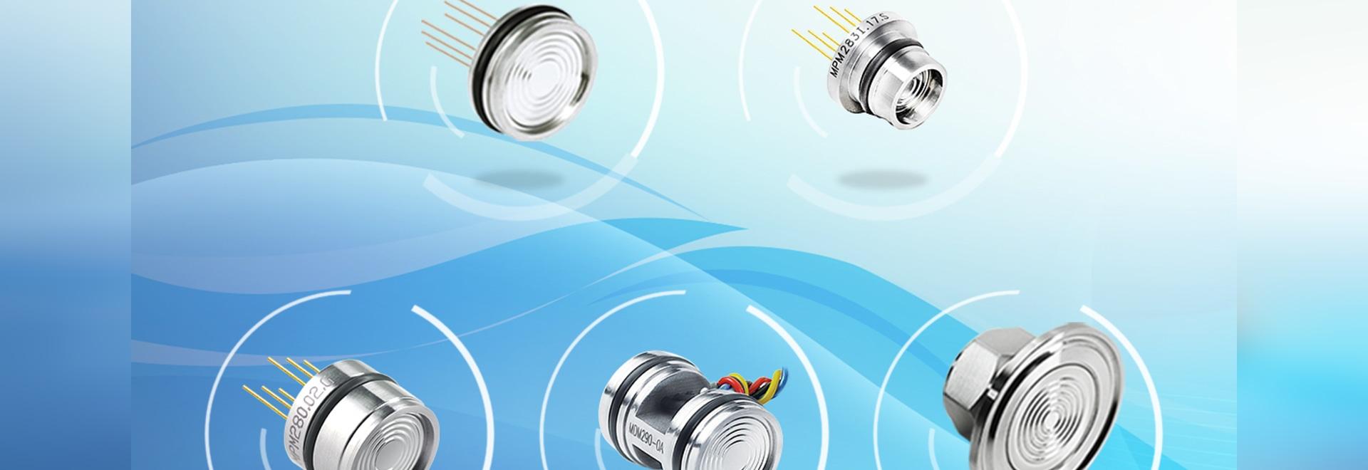 Druck-Sensoren entwarfen durch Mikro-Sensor