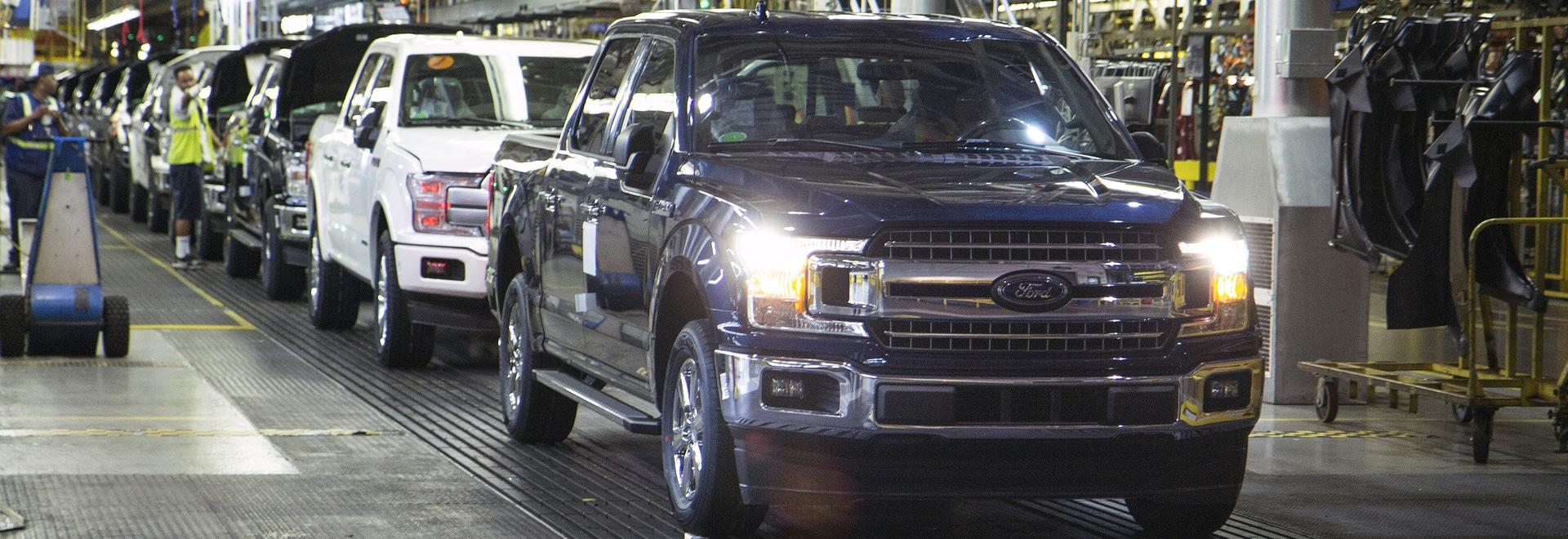 Ford schlägt Produktionsemissionsziel