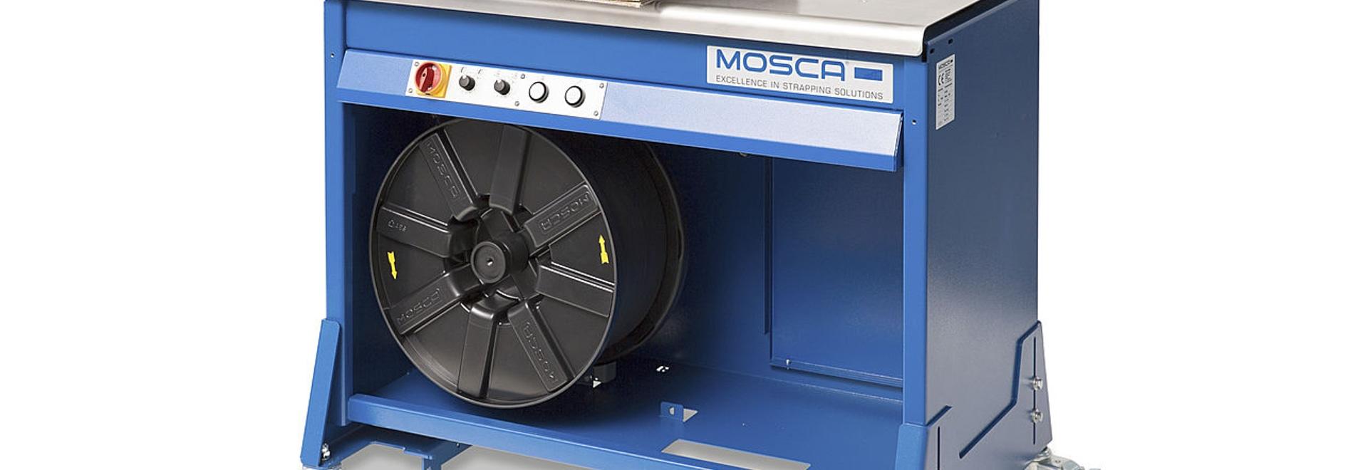 Halbautomatische Umreifungsmaschine MO-M-8
