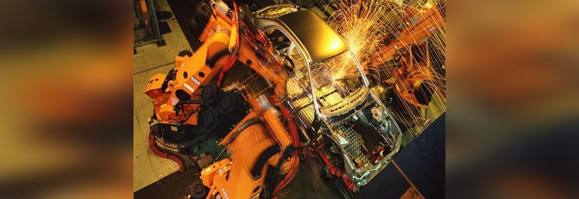 HANS GS-Laser-Schweißen und Laserschnitt helfen der Realisierung des leichten Fahrzeugs