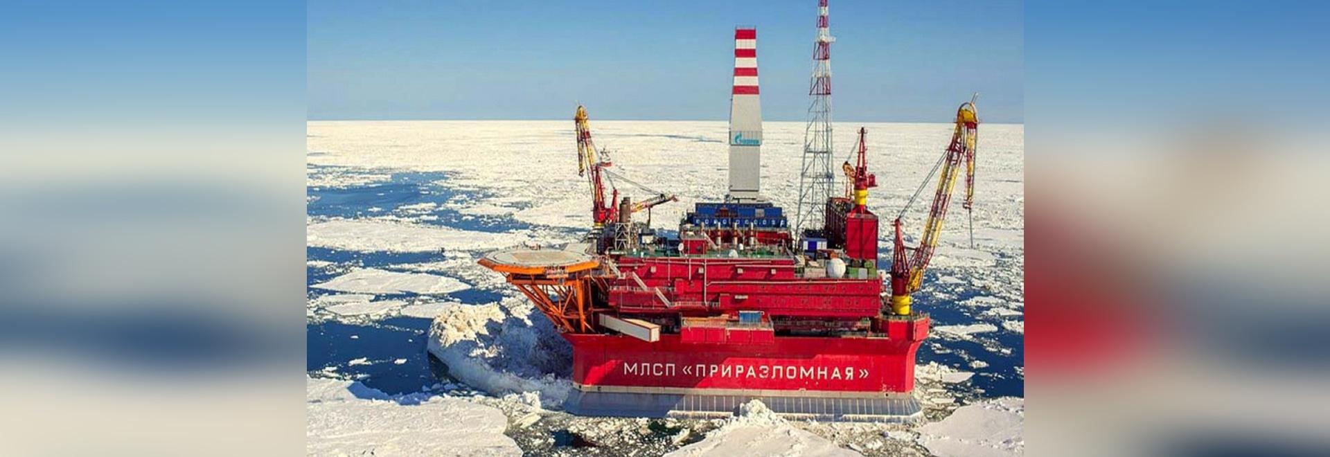 Höflichkeit von Gazprom