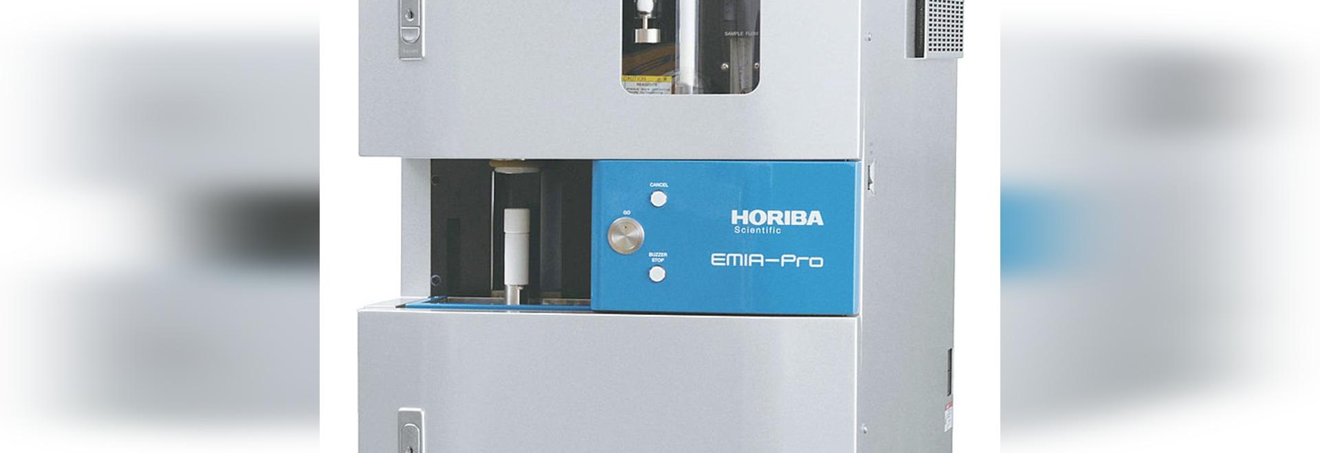 HORIBA wissenschaftlicher Anounces neuer EMIA-Procarbon/Schwefel-Analysator