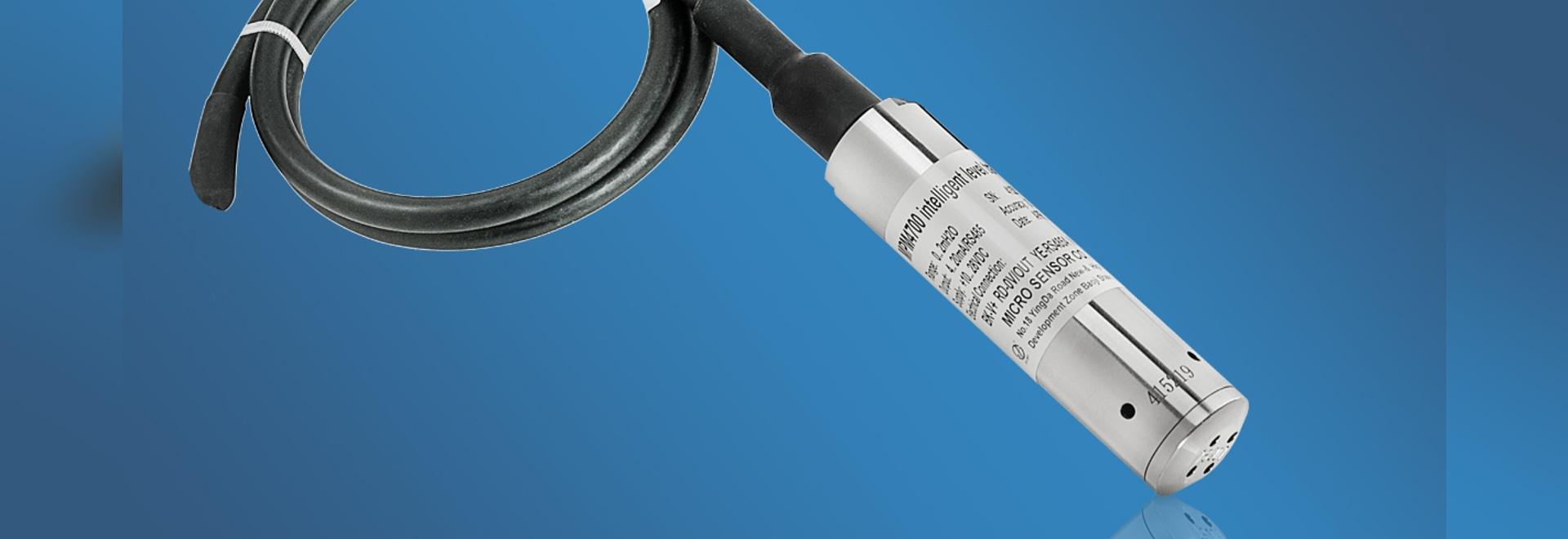 Intelligentes und Digitales Pegelsender MPM4700 mit RS485 und HART Output Signal