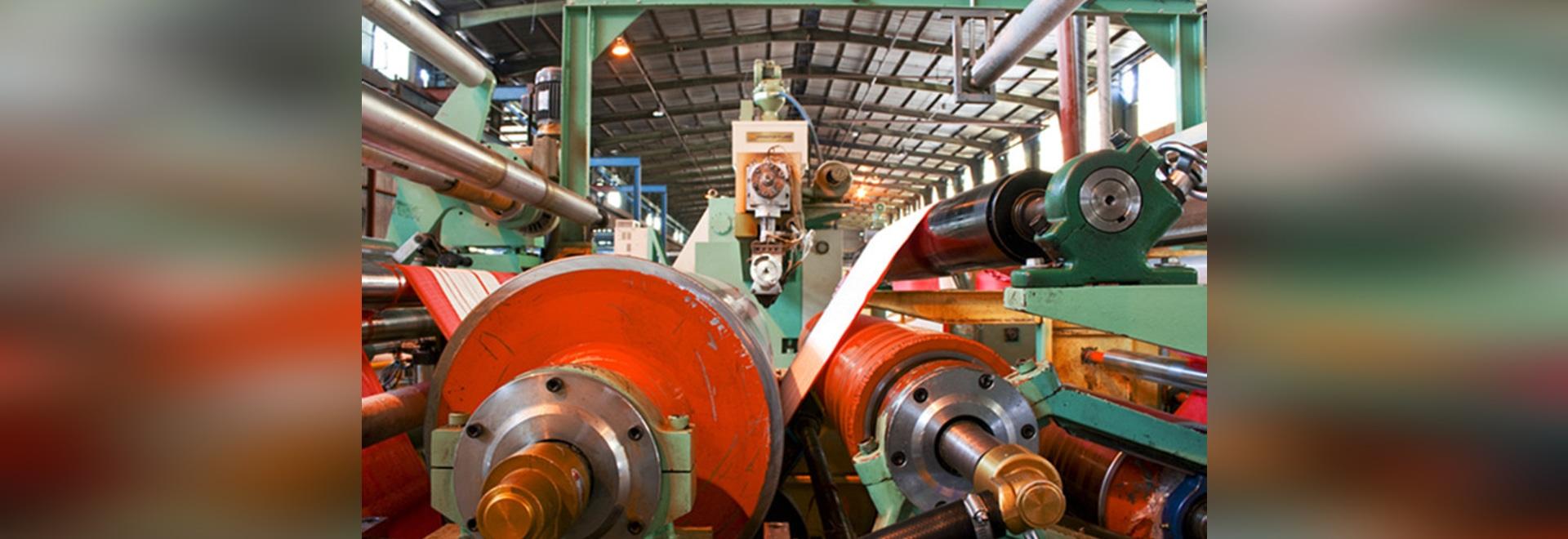 INVT DA200 traf auf lineare Schneidemaschine zu