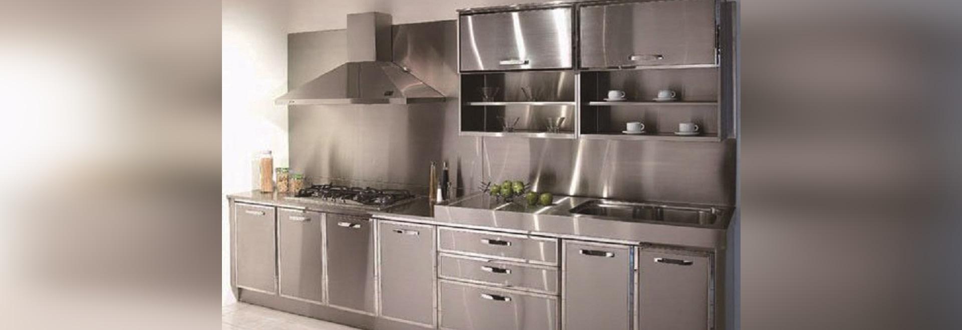 """Eine """"KÖNIG"""" Küche hergestellt durch Faserlaser-Schneidemaschine"""
