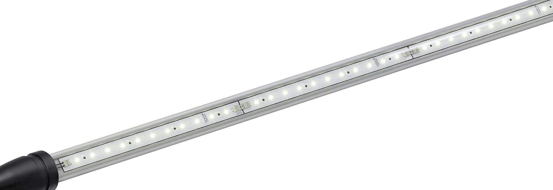 Kompakte Ex-Leuchten in innovativer Bauform mit LED
