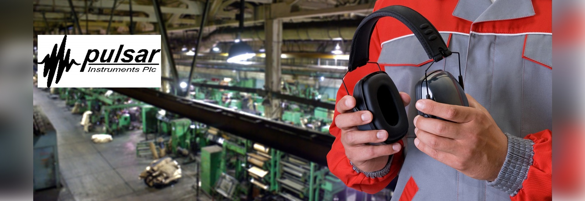 Lernen über die Steuerung des Lärms am Arbeitsplatz mit Pulsar-Instrumenten