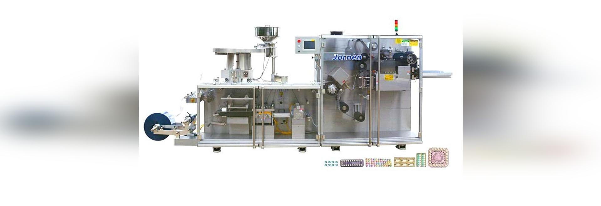 Maschine der Blasen-DPH260 für das Verpacken von PVC-alu