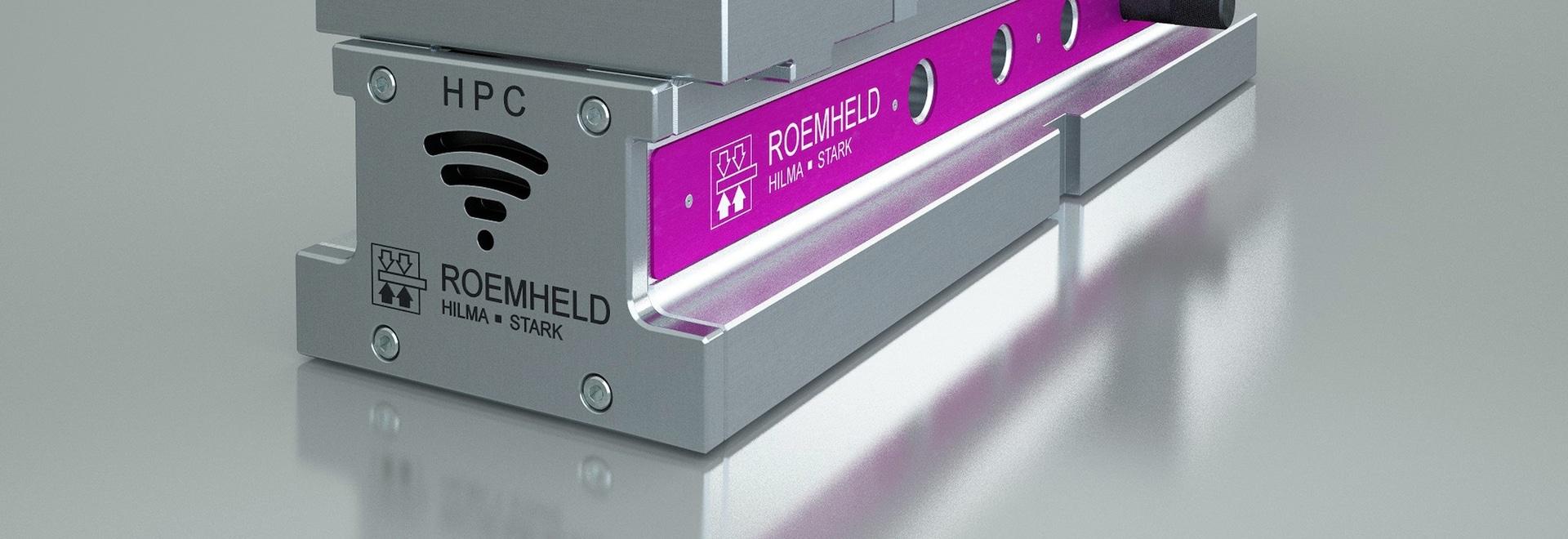 Maschinenschraubstock HPC von ROEMHELD