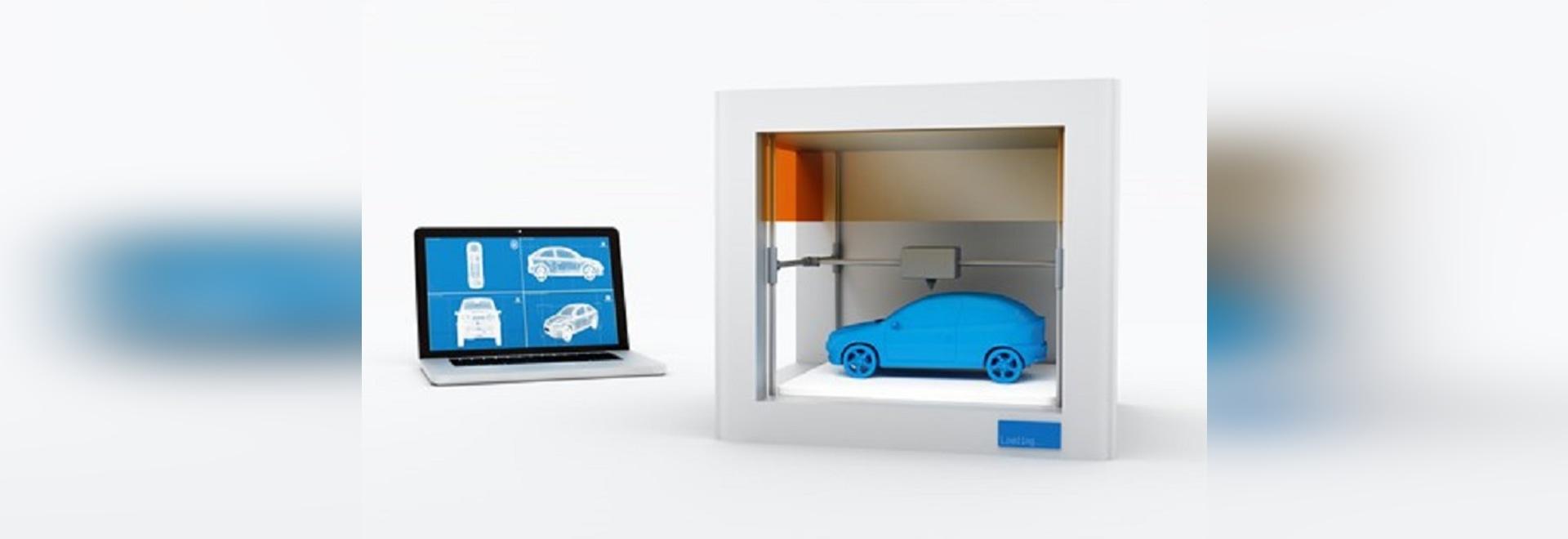 Metrologie für additives Drucken Technik/3D