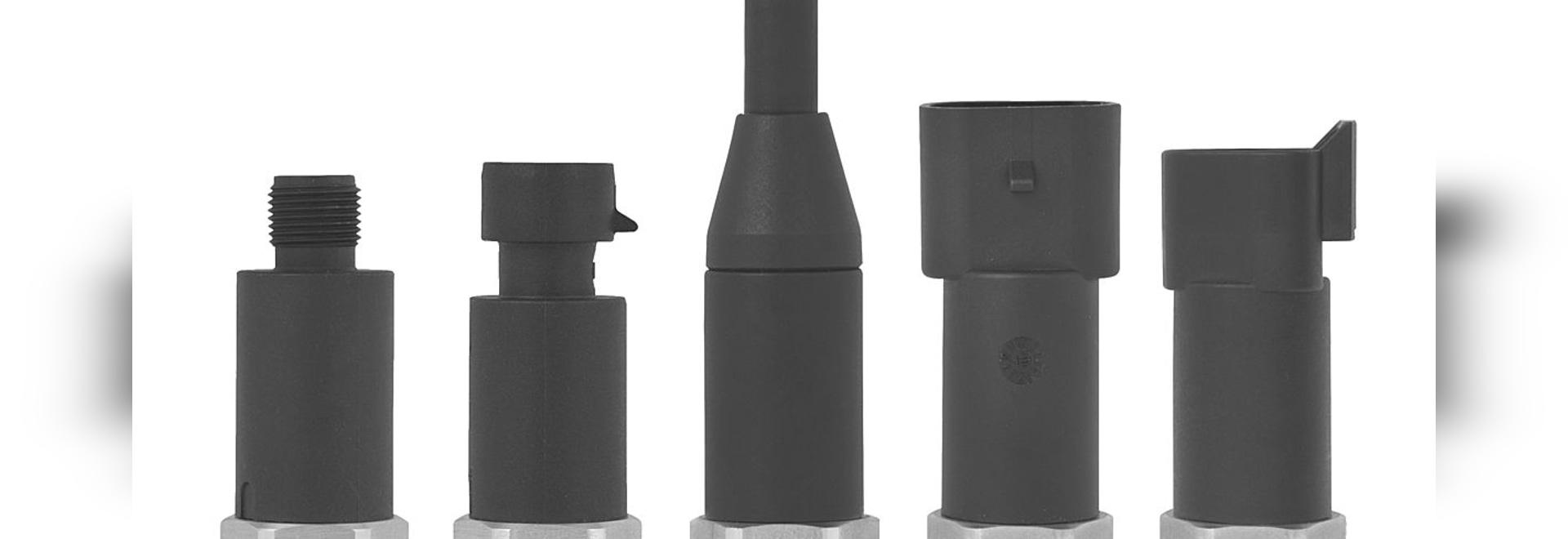 MH-3: Neuer Druckmessumformer für mobile Arbeitsmaschinen