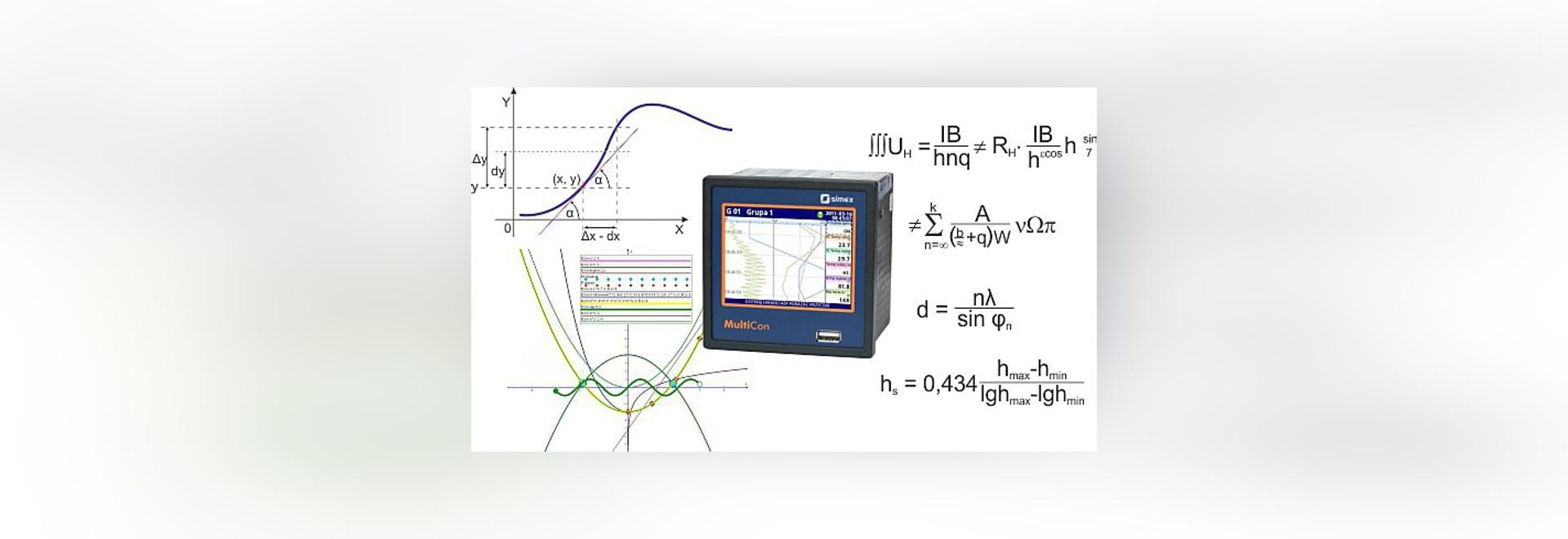 MultiCon - verbesserte mathematische Funktionen