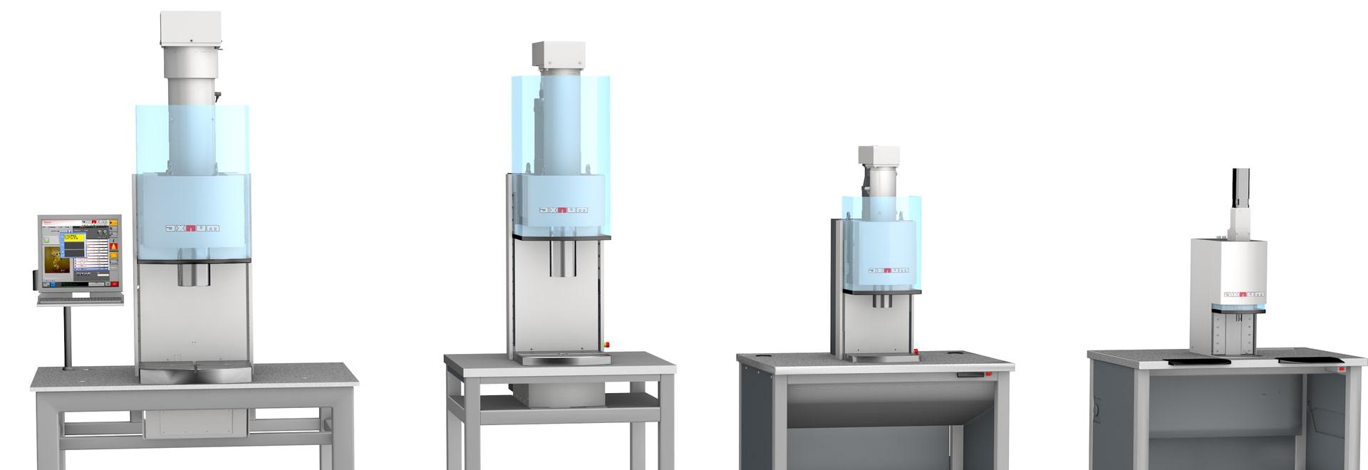 NC-Servopressen Compact L und XL