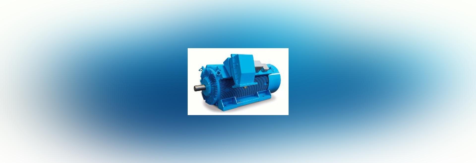 NEU: Asynchron-Motor by ATB - ATB