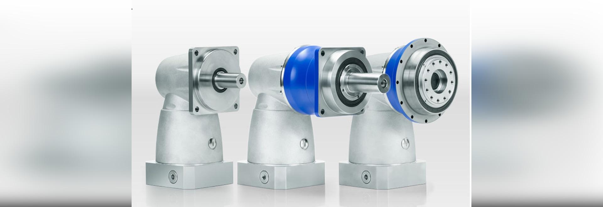 NEU: Kegelradgetriebe by WITTENSTEIN AG