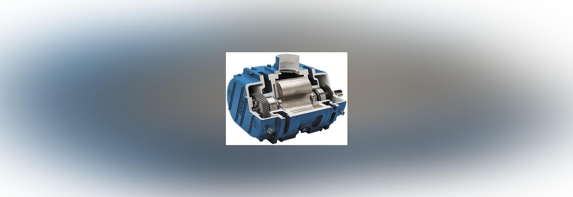 NEU: Luftgebläse durch Tuthill Vacuum u. Gebläse-Systeme