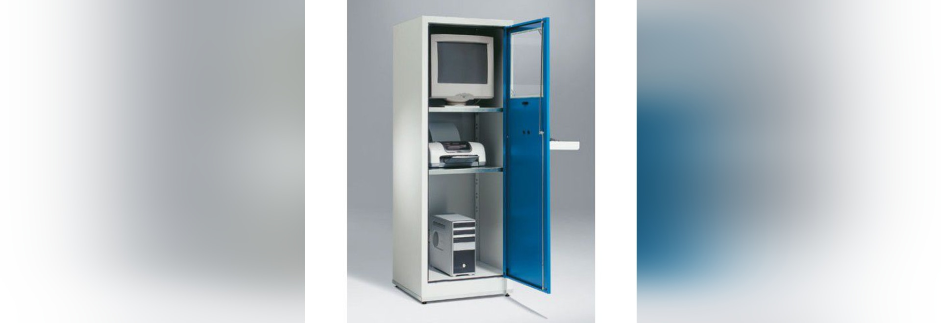NEU: PC-Schrank by SCHÄFER Container Systems - SCHÄFER Container Systems