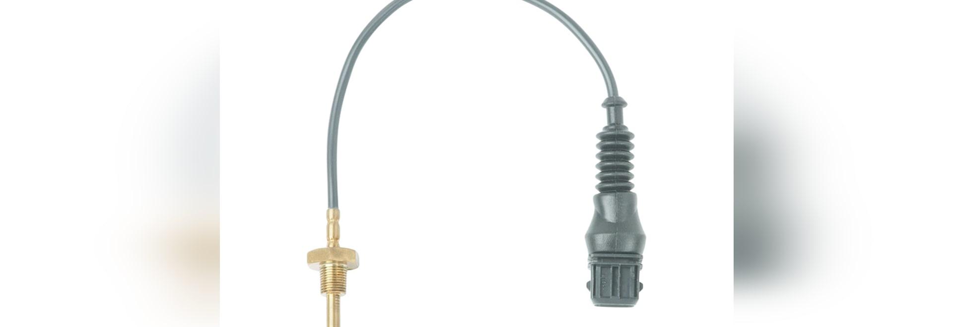Neues Einschraubthermometer mit Anschlussleitung