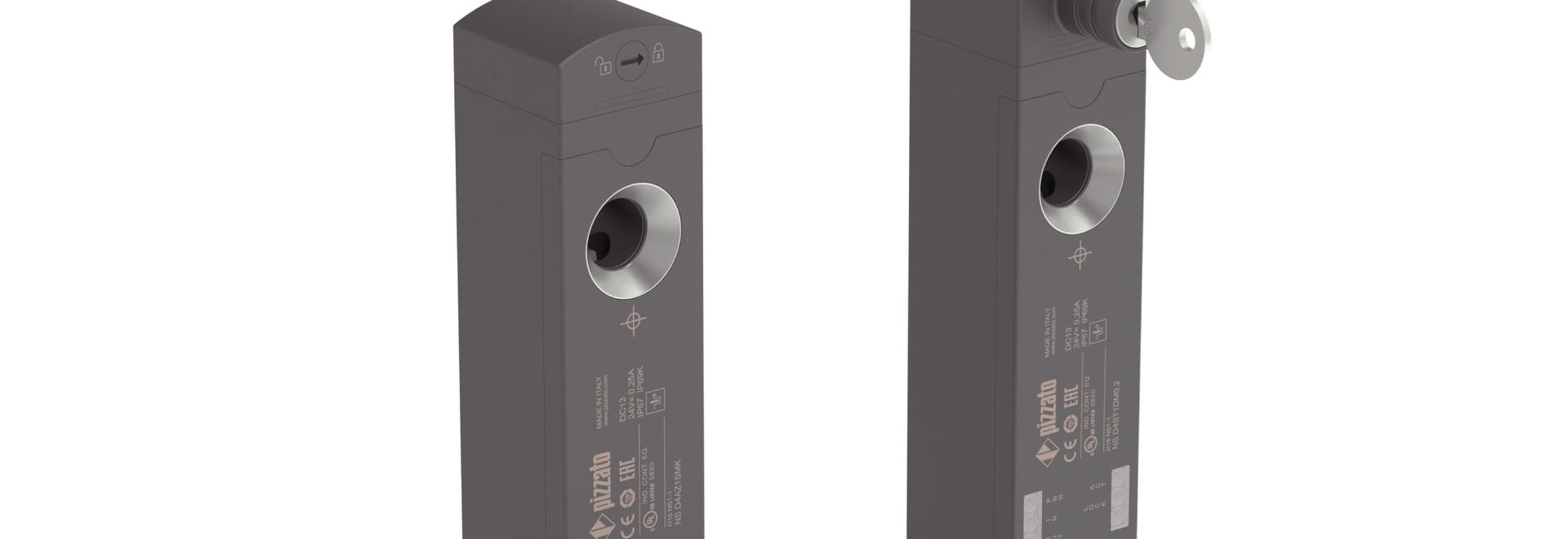 Ns-ReihenSicherheitsschalter mit Solenoid und RFID-Technologie