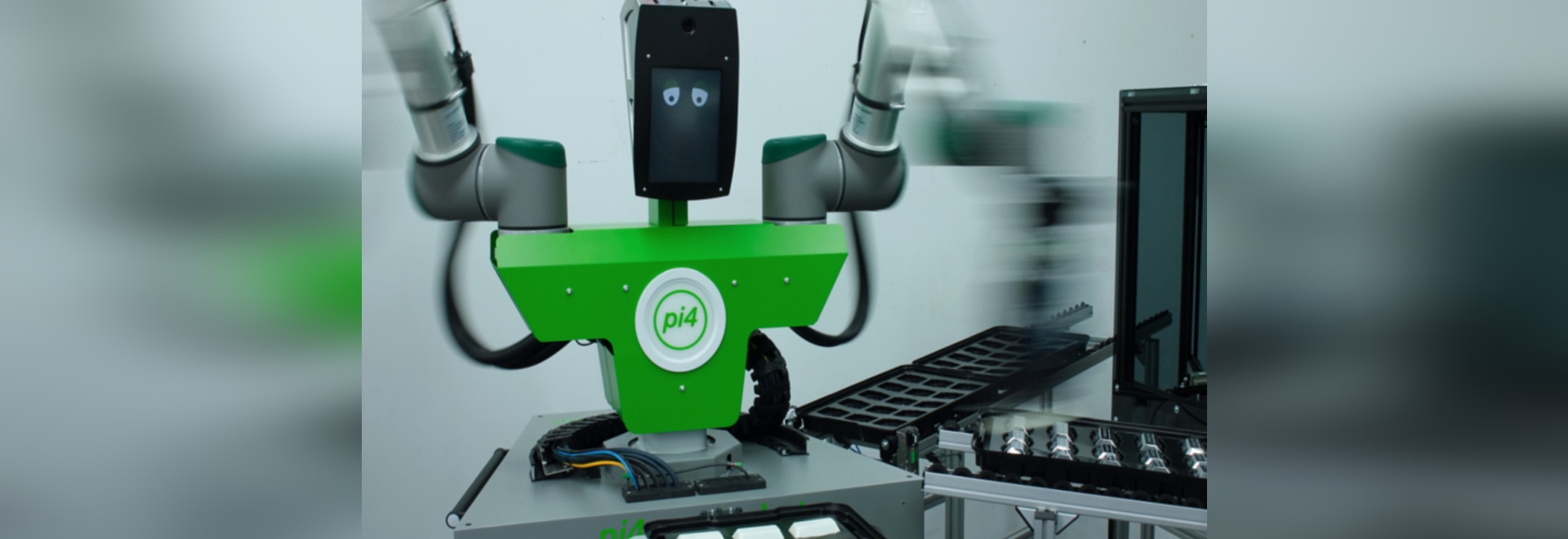 Pi4 und das erste Stellenvermittlungsbüro für Roboter