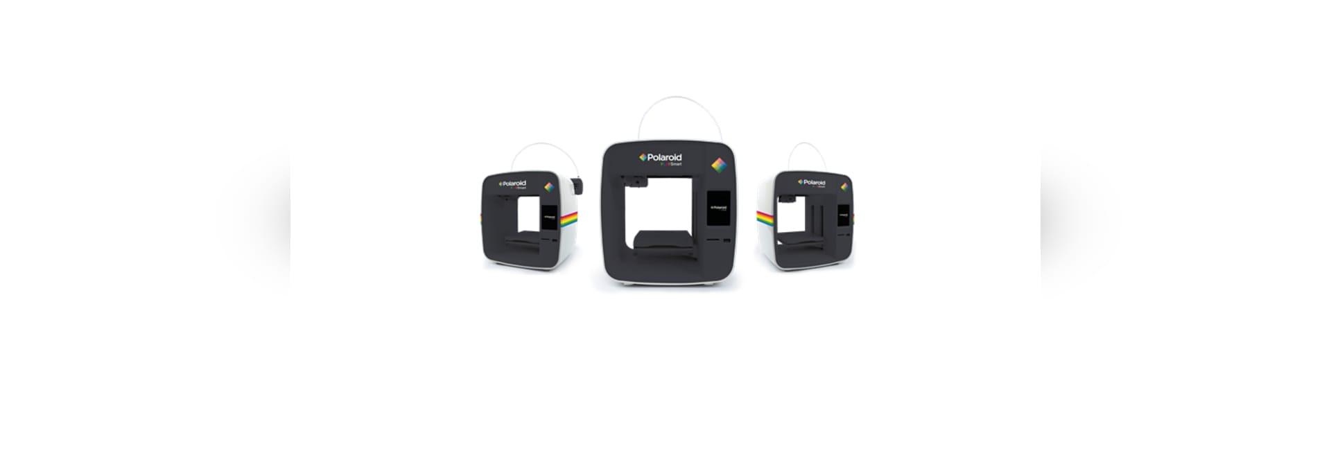 Polaroid stellt Drucker PlaySmart 3D an CES 2019 vor