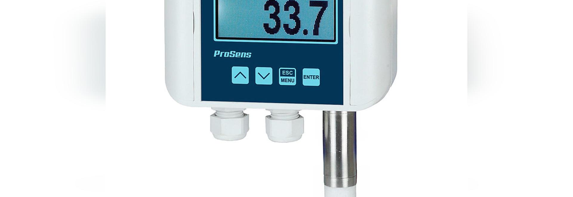 ProSense = Sensor + Messinstrument + Steuerpult