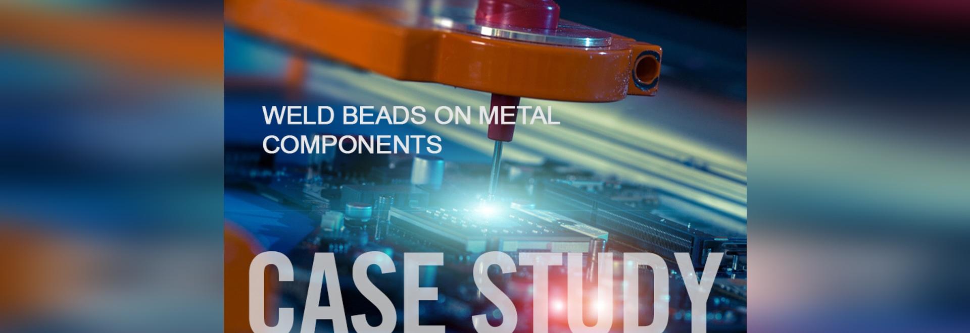 QuellTech-Fallstudie-Schweißung bördelt auf Metallkomponenten