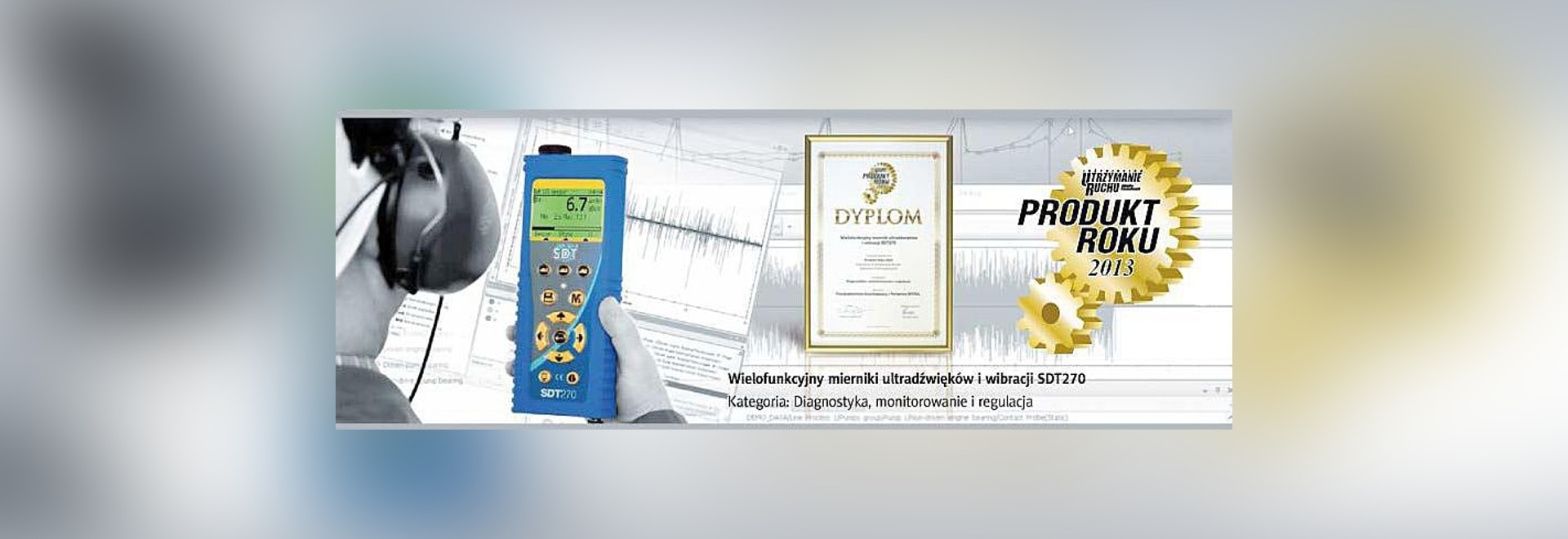 SDT270: Product of the Year in Polen!
