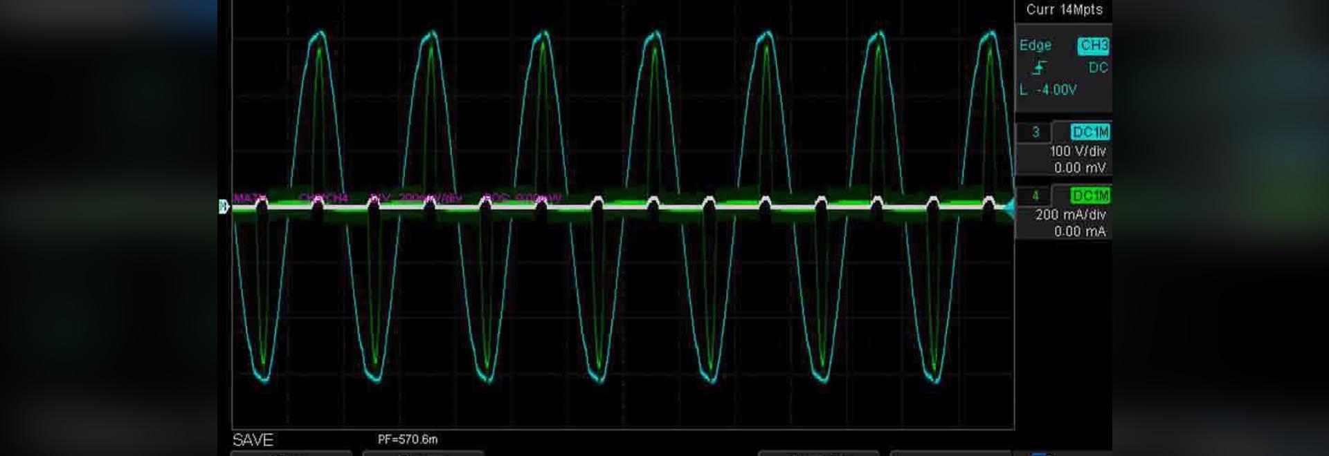 SIGLENT: Die Prüfung und die Analyse von Schaltnetzteilen