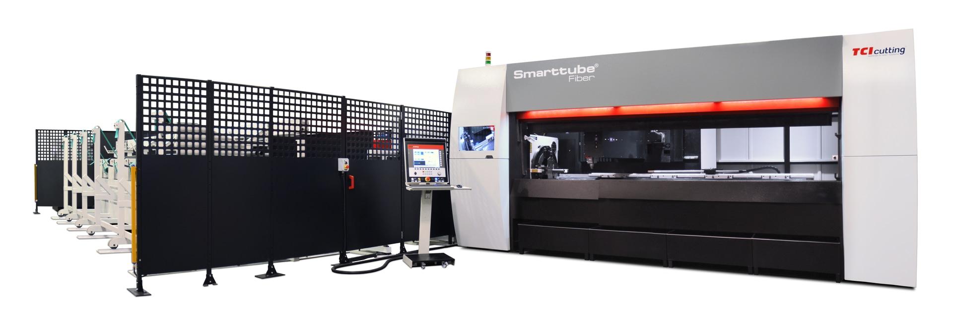 Smarttube: Höchste Produktivität beim Rohrlaserschneiden