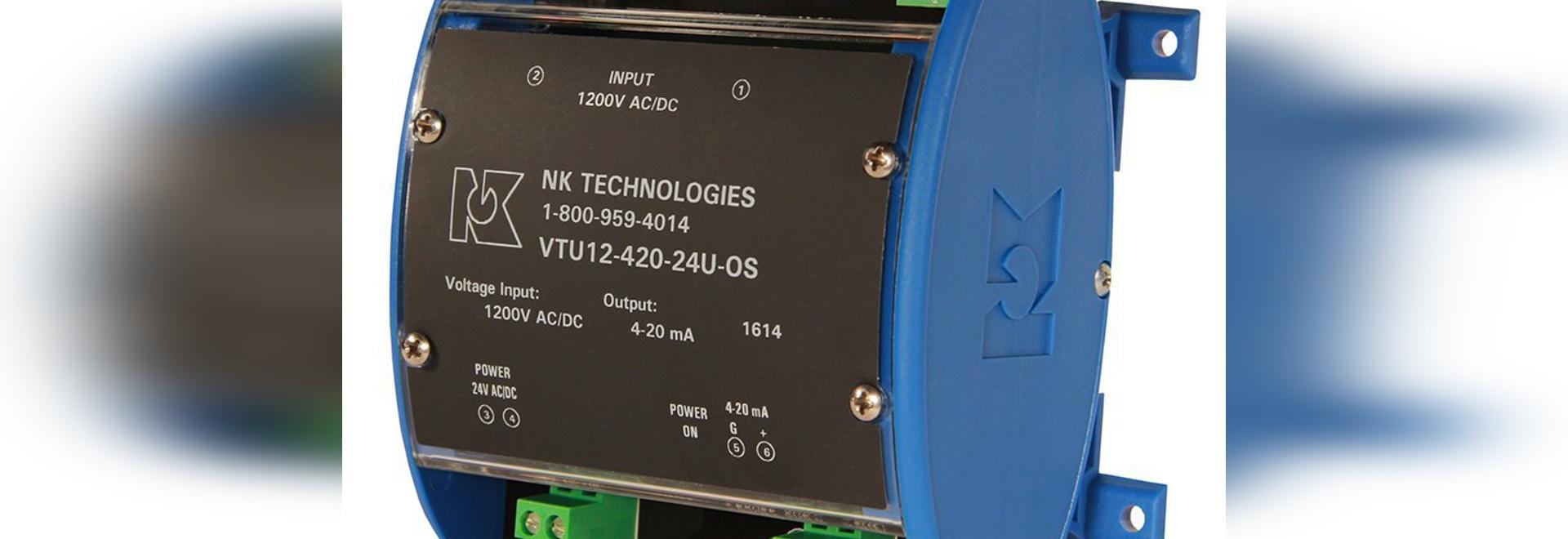 Spannungswandler misst Stromkreisspannungen mit einzelnem Sensor
