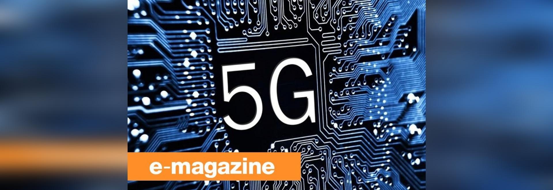 Der Standard 5G entfernt sich