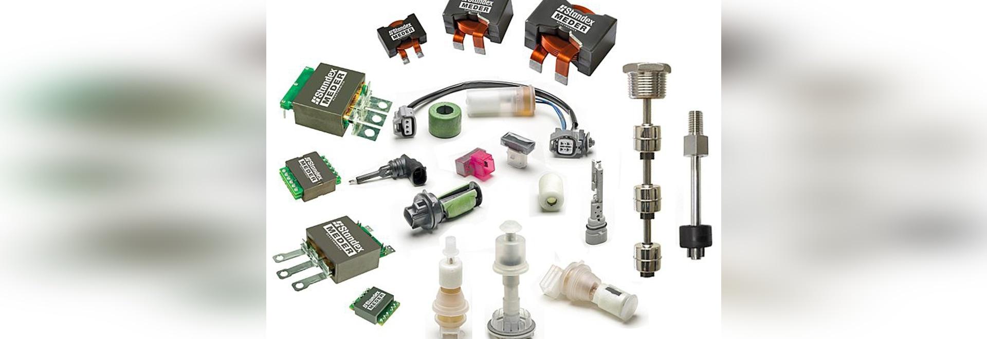 Standex-Meder Electronics stellt auf der PCIM und der Sensor & Test in Nürnberg vom 10.-12.05.2016 aus