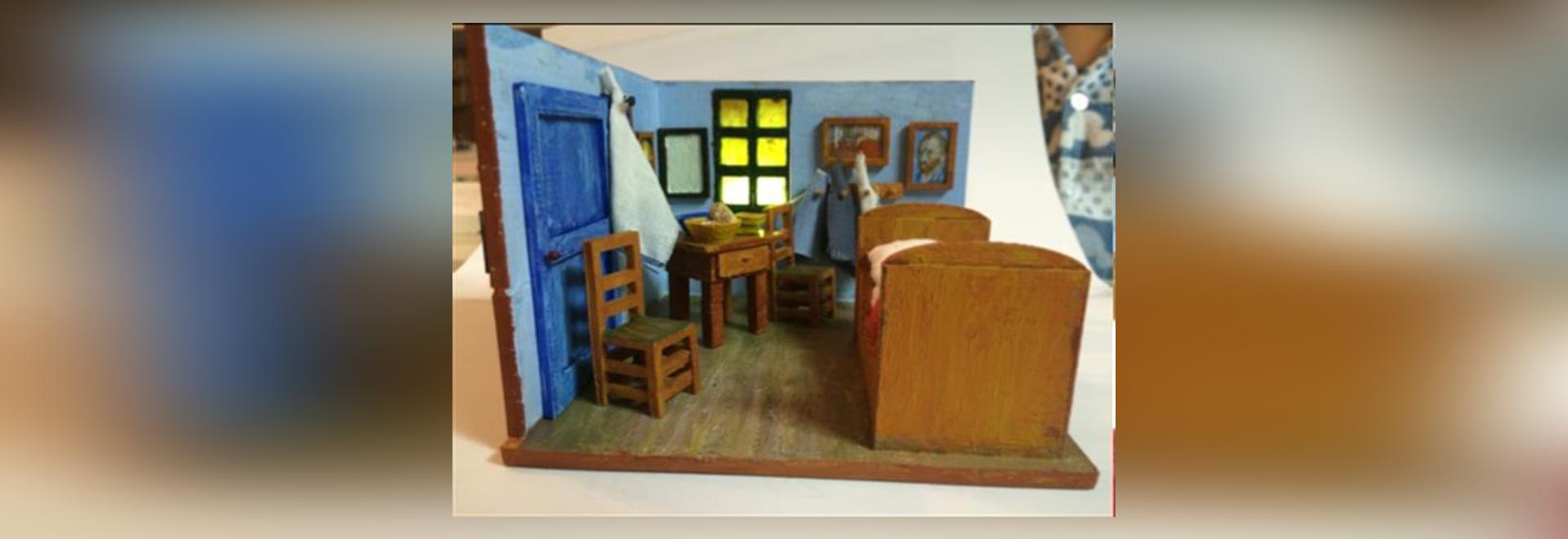 Schlafzimmer in arles  van goghs «schlafzimmer in arles» war ursprünglich lila | nzz ...